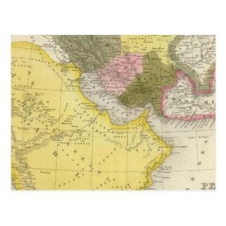 Cartão Postal Irã e Arábia Saudita