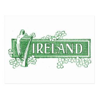 Cartão Postal Ireland