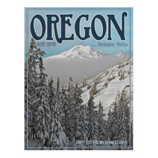 Cartão Postal Irmã sul do montículo do solteiro