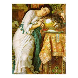 Cartão Postal Isabella