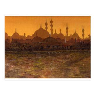 Cartão Postal Istambul Türkiye/Turquia