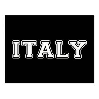 Cartão Postal Italia