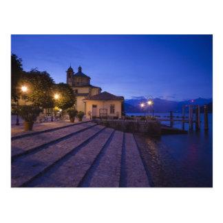 Cartão Postal Italia, província de Verbano-Cusio-Ossola,