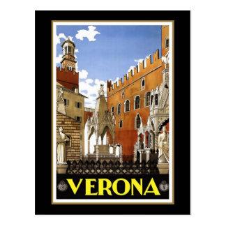 Cartão Postal Italia Verona