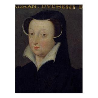 Cartão Postal Jacqueline de Rohan, Duchesse de Longueville