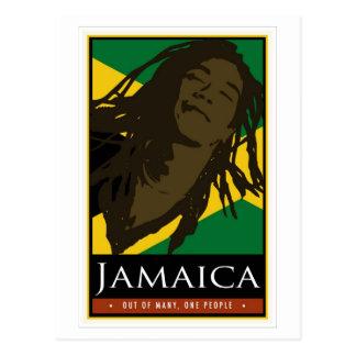Cartão Postal Jamaica