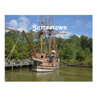 Cartão Postal Jamestown