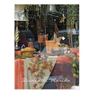 Cartão Postal Janela da loja de lembranças - Dunedin
