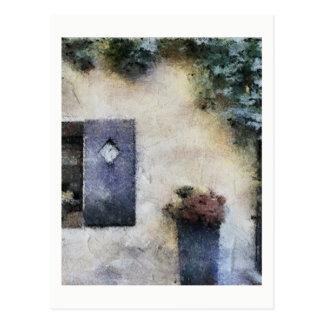 Cartão Postal janela em México