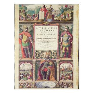 Cartão Postal Jansson, o quinto o volume Jansson