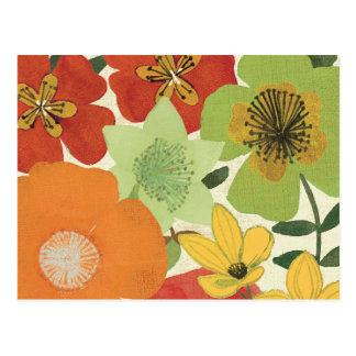 Cartão Postal Jardim Brights