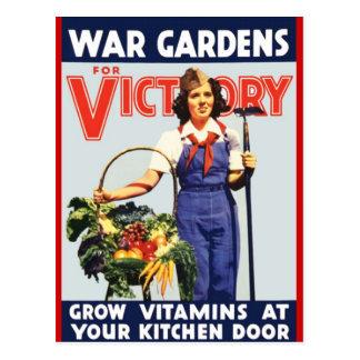 Cartão Postal Jardim de vitória