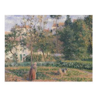 Cartão Postal Jardim vegetal no eremitério