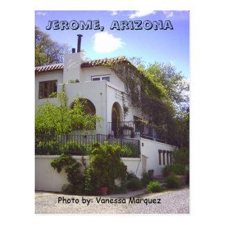 Cartão Postal Jerome, foto de AZ perto: Vanessa Marquez