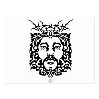 CARTÃO POSTAL JESUS