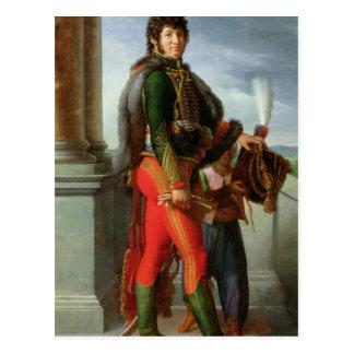 Cartão Postal Joachim Murat 1801