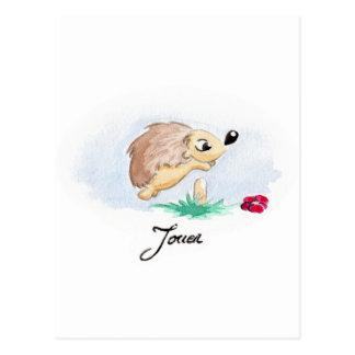 Cartão Postal Jogo