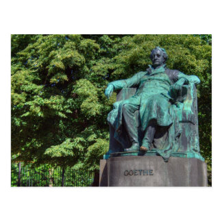 Cartão Postal Johann Wolfgang von Goethe