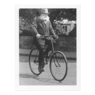 Cartão Postal John Boyd Dunlop