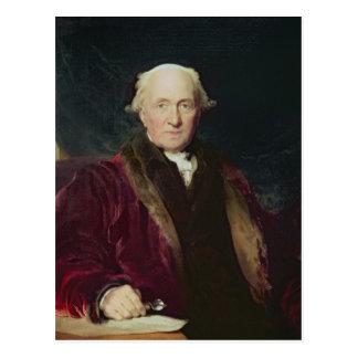 Cartão Postal John Julius Angerstein, 1816