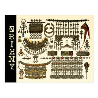 Cartão Postal Jóia do Oriente
