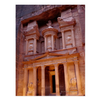 Cartão Postal Jordão, Médio Oriente