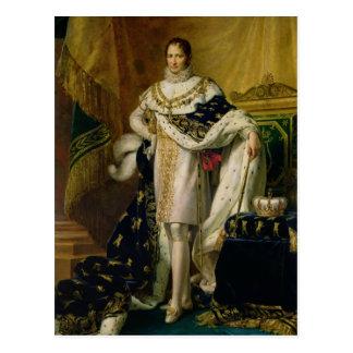 Cartão Postal Joseph Bonaparte depois de 1808