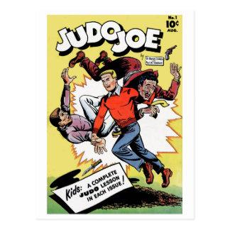Cartão Postal Judo Joe