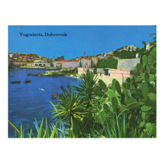 Cartão Postal Jugoslávia, Dubrovnik