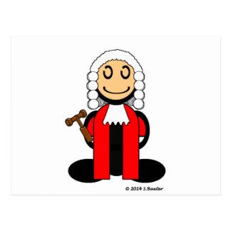Cartão Postal Juiz (liso)