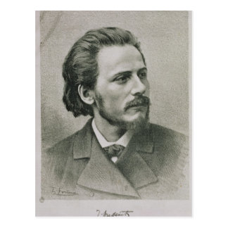 Cartão Postal Jules Emile Massenet