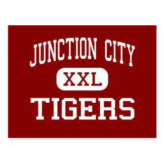 Cartão Postal Junction City - tigres - alto - Junction City