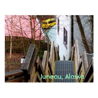 Cartão Postal Juneau, Alaska