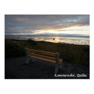 Cartão Postal Kamouraska, Quebeque