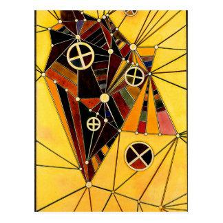 Cartão Postal Kandinsky - na rede