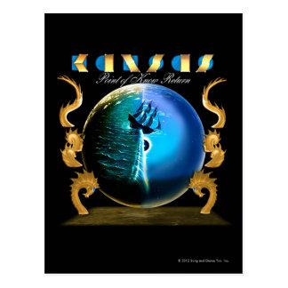 Cartão Postal KANSAS - o ponto de sabe o retorno (2007)