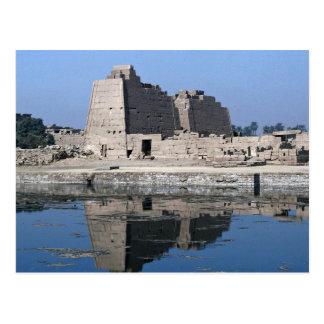 Cartão Postal Karnak, Egipto superior