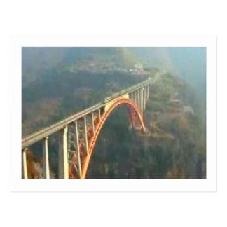 Cartão Postal Kashmir Valley - Himalaya bonitos India