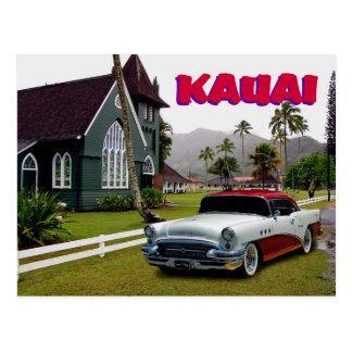 Cartão Postal Kauai Havaí