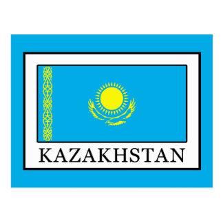 Cartão Postal Kazakhstan
