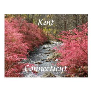 Cartão Postal Kent, Connecticut