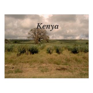 Cartão Postal Kenya