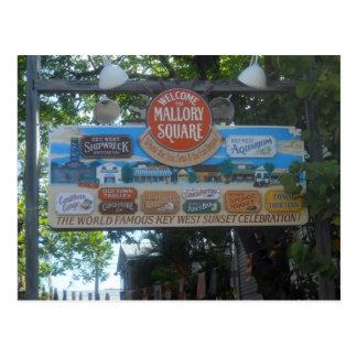 Cartão Postal Key West