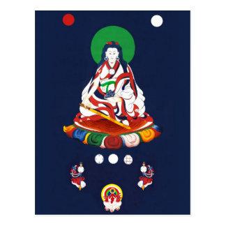 Cartão Postal Khandro ö-Zér de Chö-ying Nyima ' [cartão]