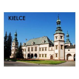 Cartão Postal Kielce