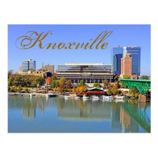 Cartão Postal Knoxville, Tennessee, EUA