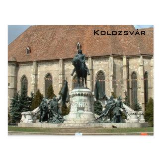 Cartão Postal Kolozsvár