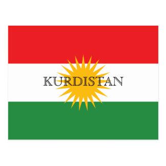 Cartão Postal kurdistan