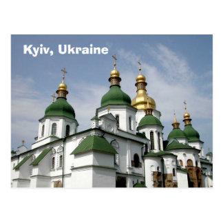 Cartão Postal Kyiv, Ucrânia