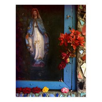 Cartão Postal LA do leste Mary